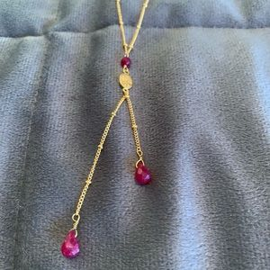 🔥Tree Lariat Necklace by Satya🔥
